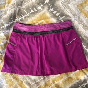 Women's tennis or running skort